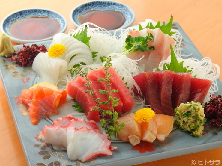 寿司・和食満月