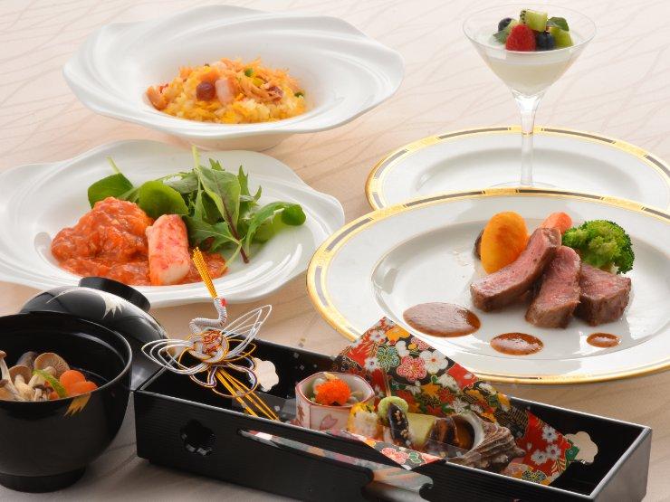 ホテルマイステイズ宇都宮 顔合わせ・結納の料理 4