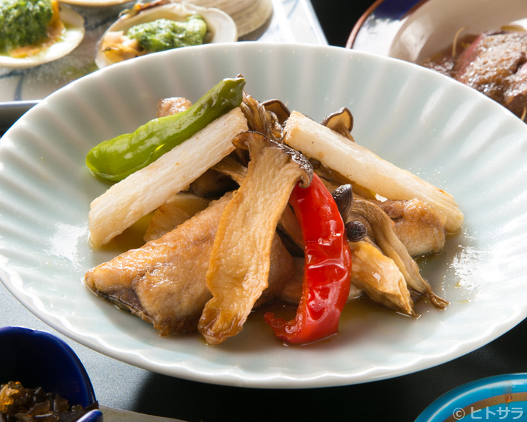 新日本料理 伸幸 顔合わせ・結納の料理 2