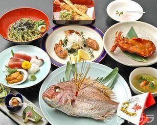 新日本料理 伸幸 顔合わせ・結納の料理