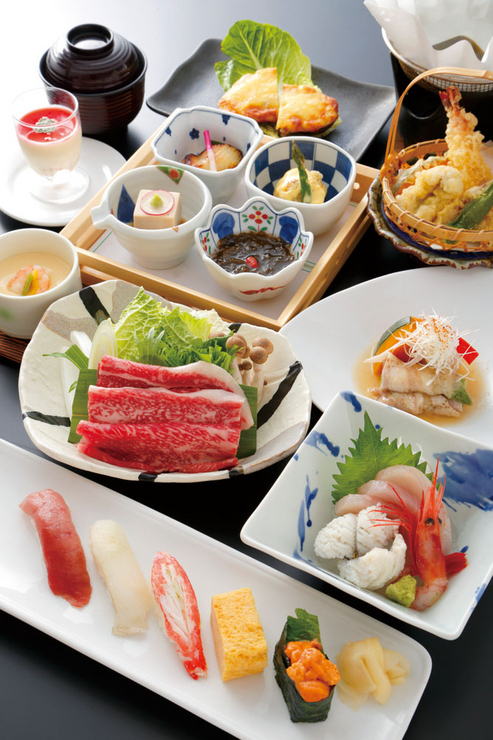 寿司 創作料理 和食一幸 おゆみ野店 鎌取 顔合わせ・結納の料理 2