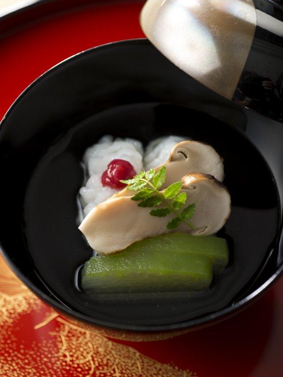 京懐石 螢 顔合わせ・結納の料理 2