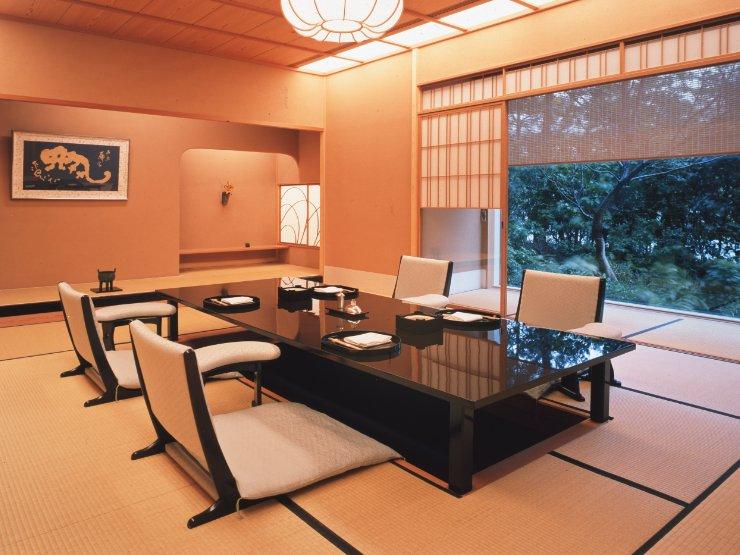 京懐石 螢 個室・お店の雰囲気