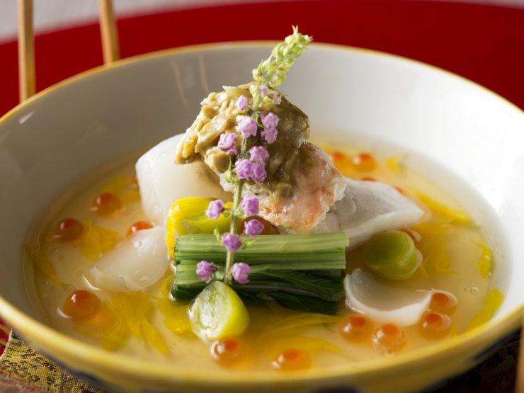 京懐石 螢 顔合わせ・結納の料理