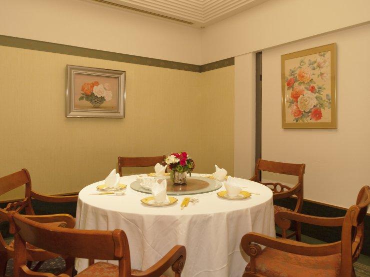 中国料理 花閒 個室・お店の雰囲気