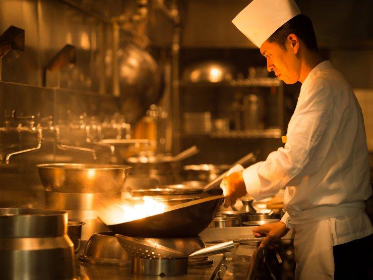 中国料理 花閒 顔合わせ・結納の料理 4