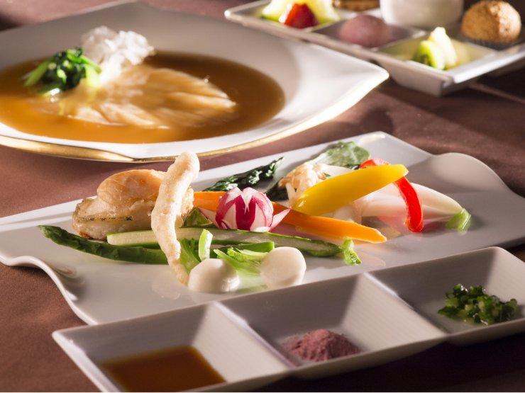 中国料理 花閒 顔合わせ・結納の料理 2