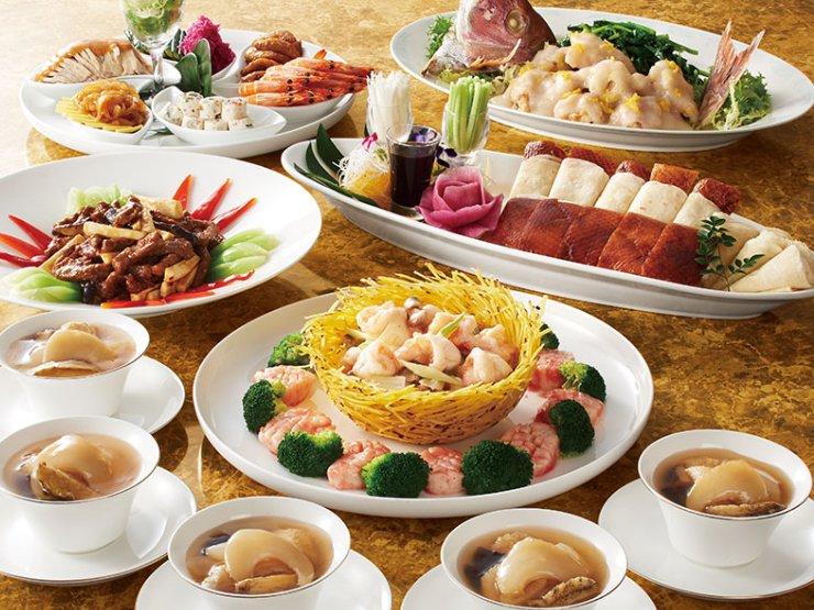 CHIBA SKY WINDOWS 東天紅 顔合わせ・結納の料理 2