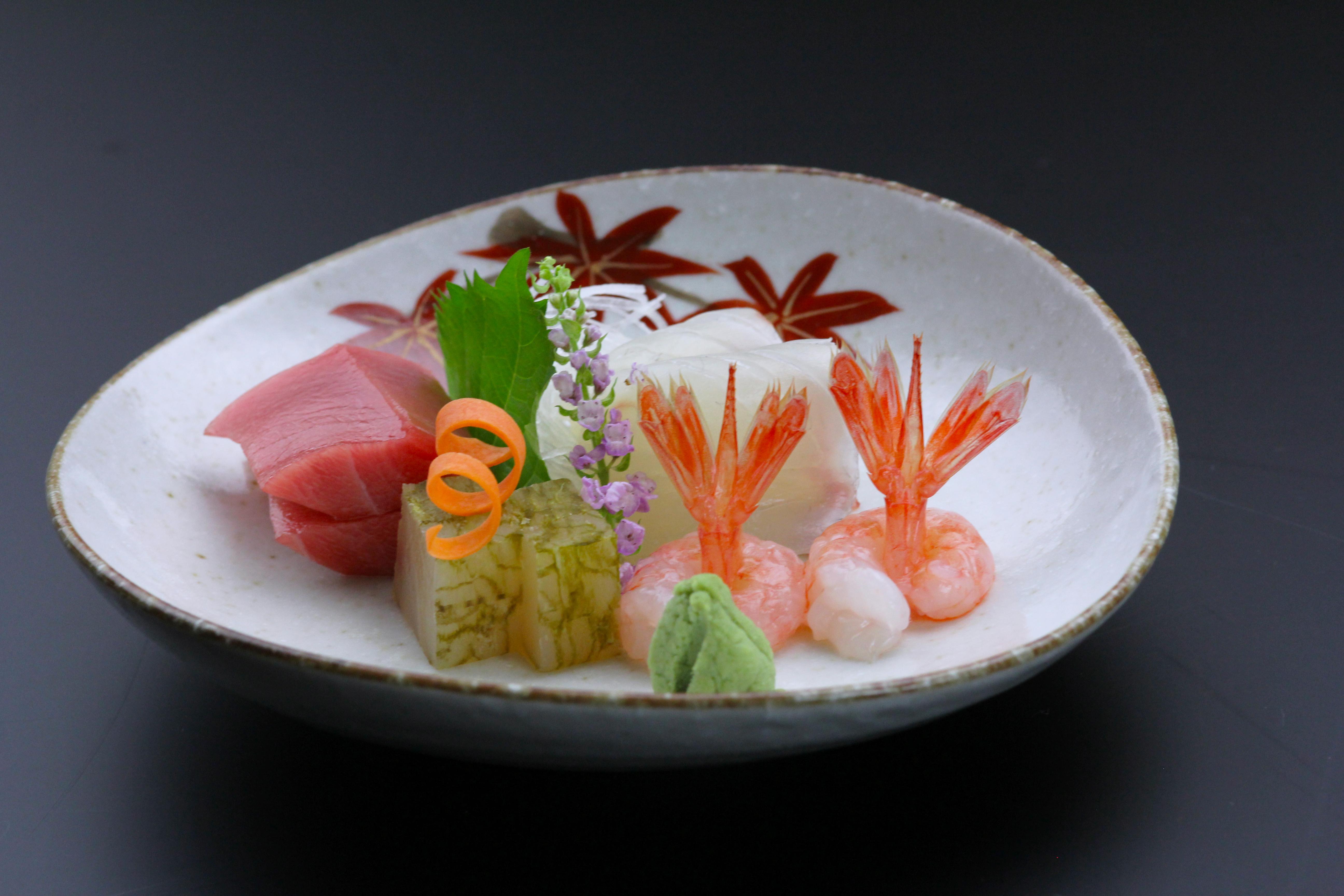 金沢国際ホテル 加賀料理「加能」 顔合わせ・結納の料理 3