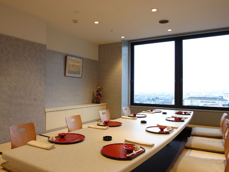 金沢国際ホテル 加賀料理「加能」 結納プラン