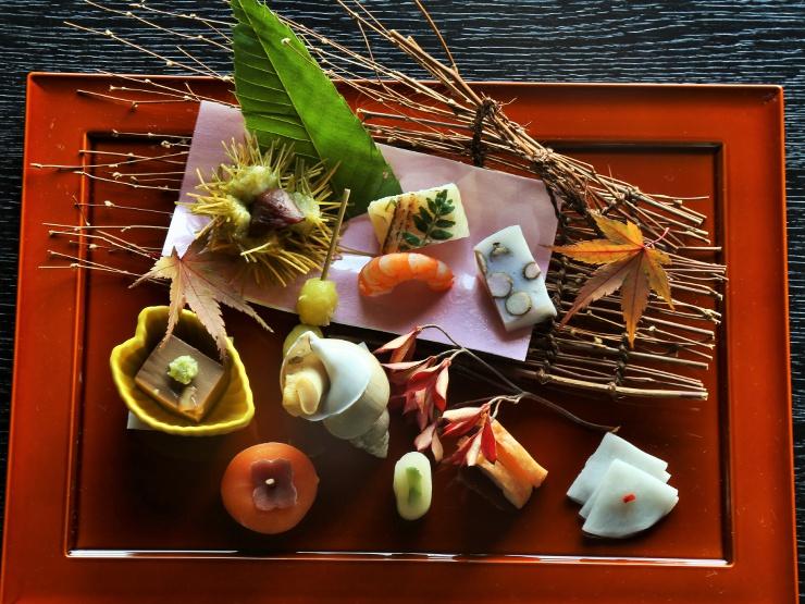 金沢国際ホテル 加賀料理「加能」 顔合わせ・結納の料理 2