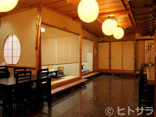 日本料理 松廣 個室・お店の雰囲気