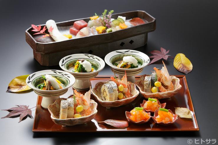 ホテルモントレ グラスミア大阪 日本料理「隨縁亭」