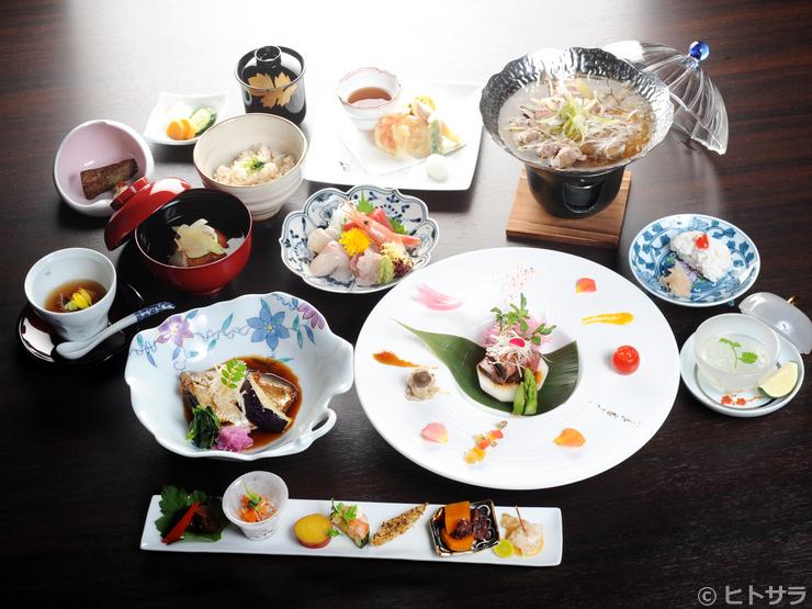 日本料理 水幸亭