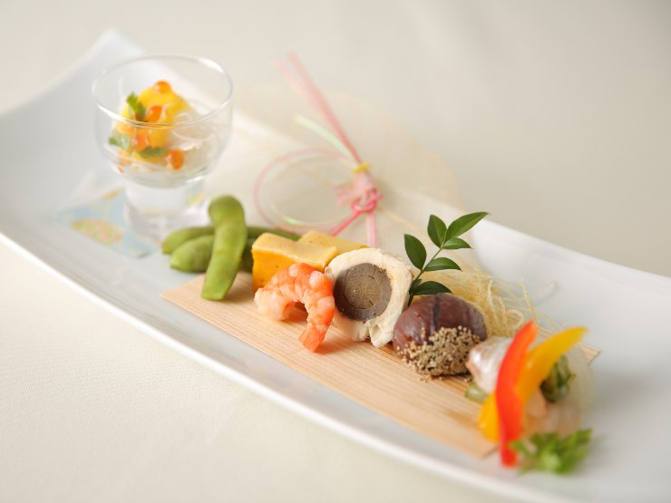 日本料理 ふじ蔵 顔合わせ・結納の料理 2