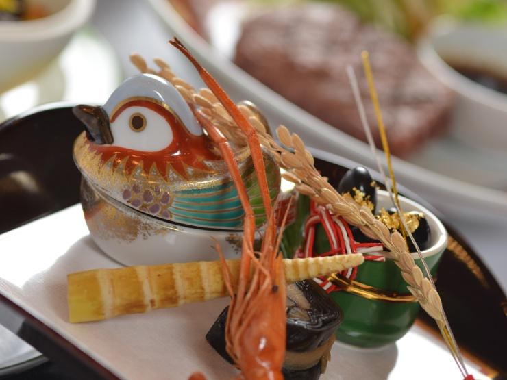 レストラン パトリエ 顔合わせ・結納の料理 4