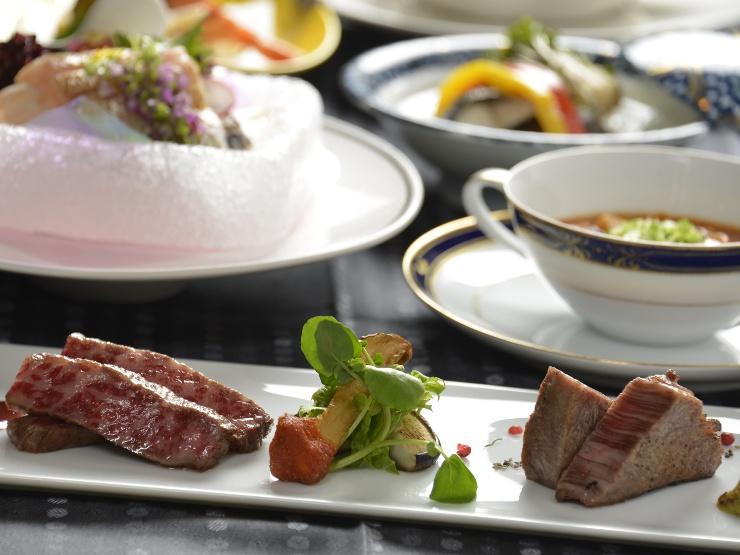 レストラン パトリエ 顔合わせ・結納の料理 3