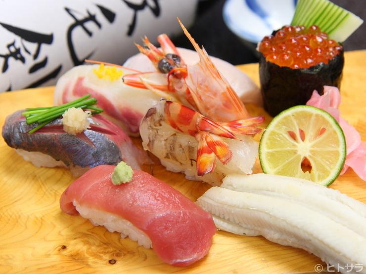 吉長 顔合わせ・結納の料理 2