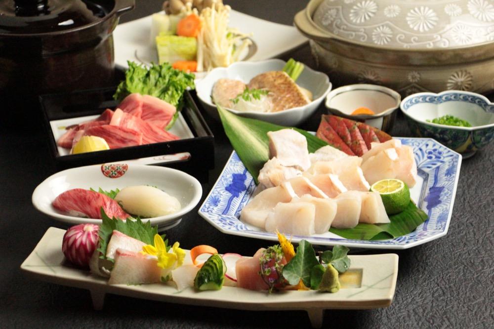 日本料理更紗