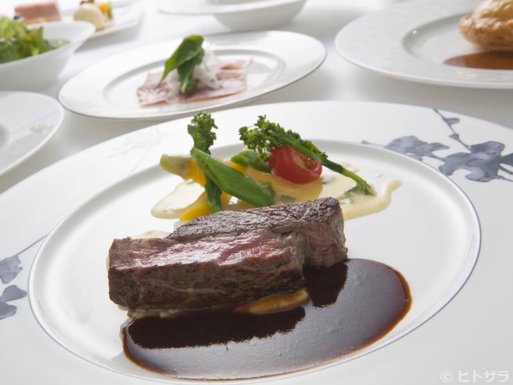 ガーデンテラス宮崎ホテル&リゾート レストラン フォレスト