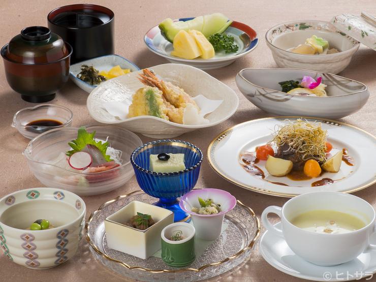 ホテルパレスイン鹿児島 日本料理一心行